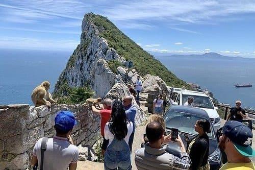 Групповая экскурсия в Гибралтар из Марбельи