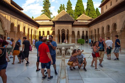 Групповые экскурсии в Гранаду