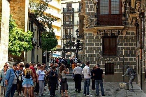 Групповая экскурсия в Гранаду из Михаса