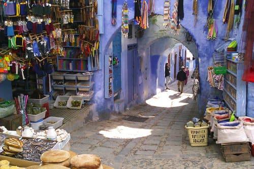 Групповая экскурсия в Танжер Марокко из Бенальмадены