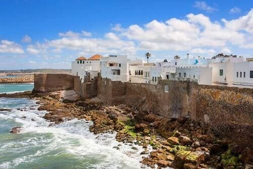 Групповая экскурсия в Танжер Марокко из Марбельи