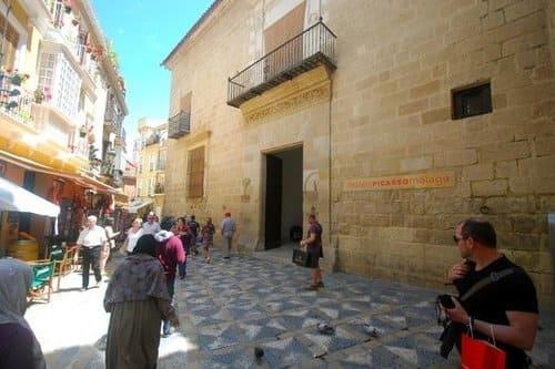 Групповая экскурсия в Малагу из Бенальмадены