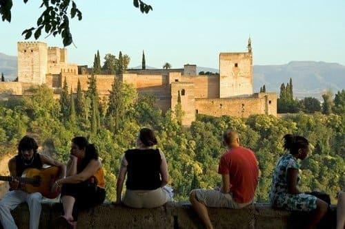 Индивидуальные экскурсии в Гранаду