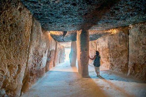 Индивидуальная экскурсия в Антекеру и Торкаль из Фуэнхиролы