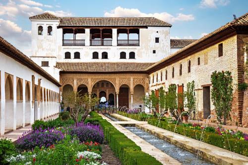 экскурсия в Гранаду