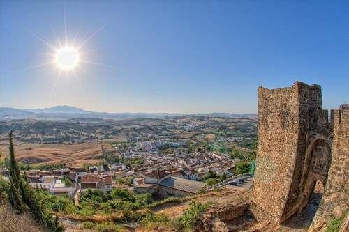 Индивидуальная экскурсия по замкам Андалусии Химена и Кастельяр из Малаги