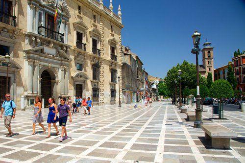 Экскурсия по Гранаде