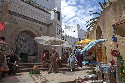 Групповая экскурсия в Сеуту и Тетуан Марокко с Коста дель Соль