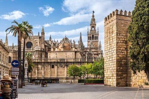 Севилья экскурсии в Севилью