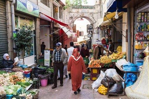 Индивидуальные экскурсии в Танжер Марокко
